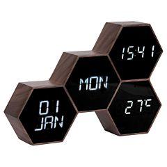 Digitale klok met dag en datum KA5805WD