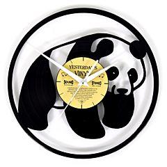 Lp klok met panda