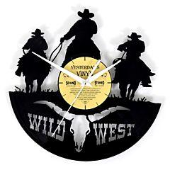 Lp klok Wild West