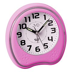 Roze kinderwekker SRP130-5J