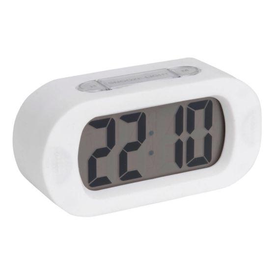 Witte digitale wekker KA5753WH