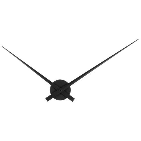 Wijzerklok zwart KA450050