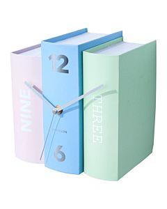 Boeken klok