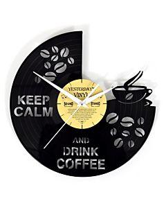 Lp klok koffie